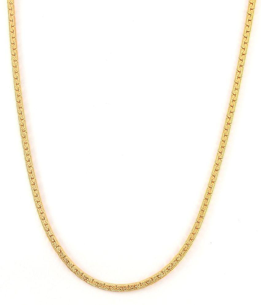 c588d5611ef J S Imitation Golden Designer Chain