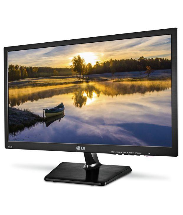 LG 20M38D-B 49.53 cm (19.5) LED Backlit LCD Monitor