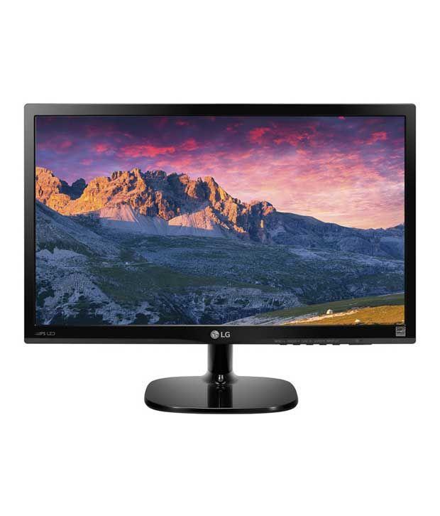 LG 23MP48-P 58.42 cm (23) Full HD IPS Display Monitor