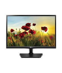 LG 24MN48A-PT 24 Inch Class Full HD IPS LED Monitor - Black