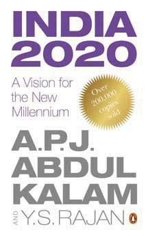 India 2020 A Vision for the New Millennium Paperback (English)...
