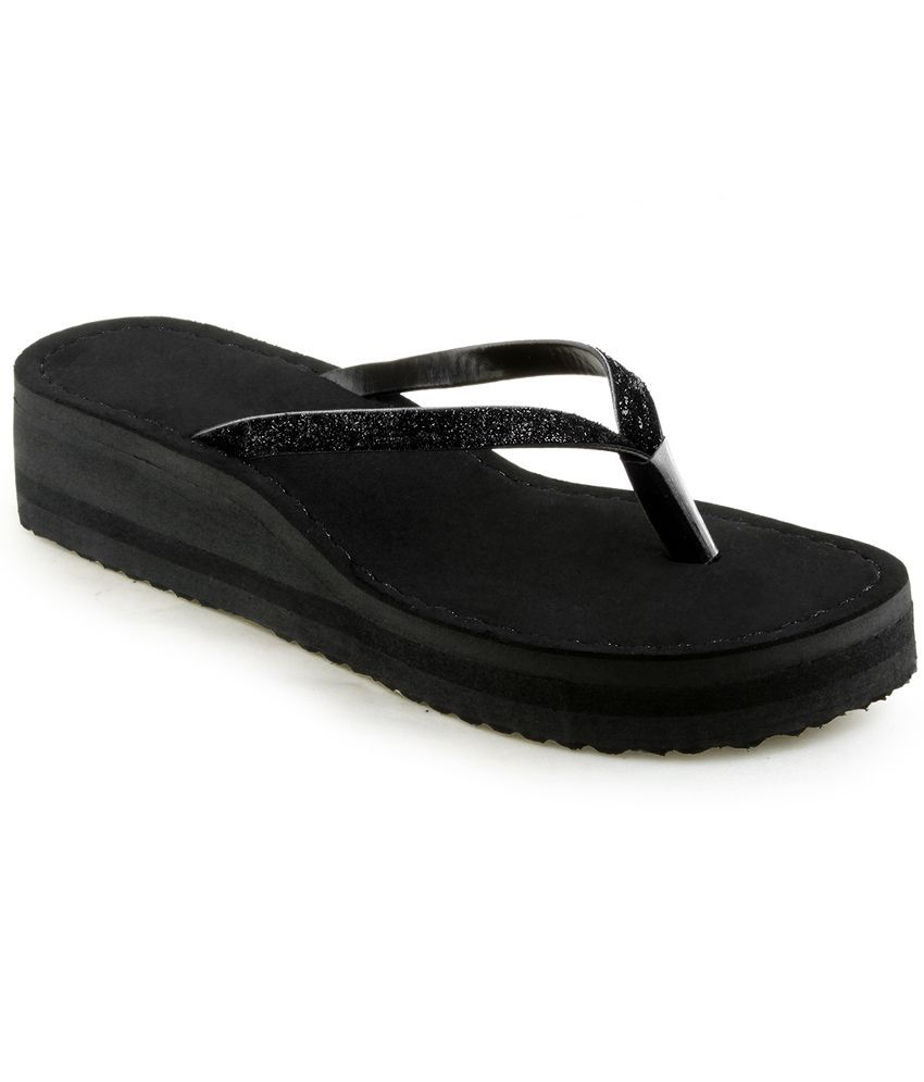 fast delivery for sale amazon for sale Shoe Lab Black Slippers & Flip Flops lcvNtBfy