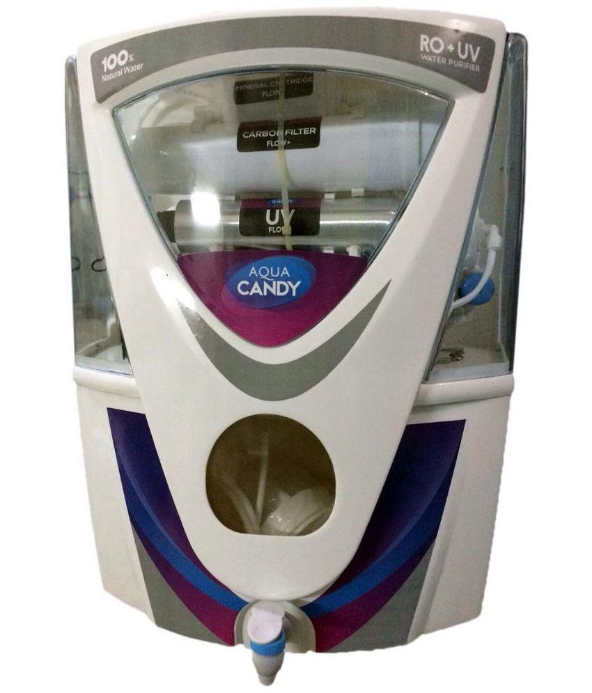 Aqua Candy 15 Aqcandy 9 Advance Ro Uv Uf Water Purifier