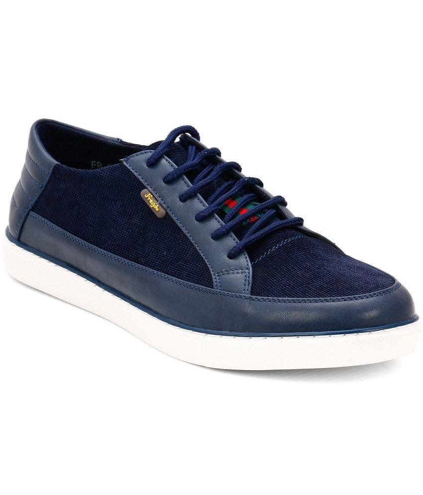 Froskie Navy Sneaker Shoes