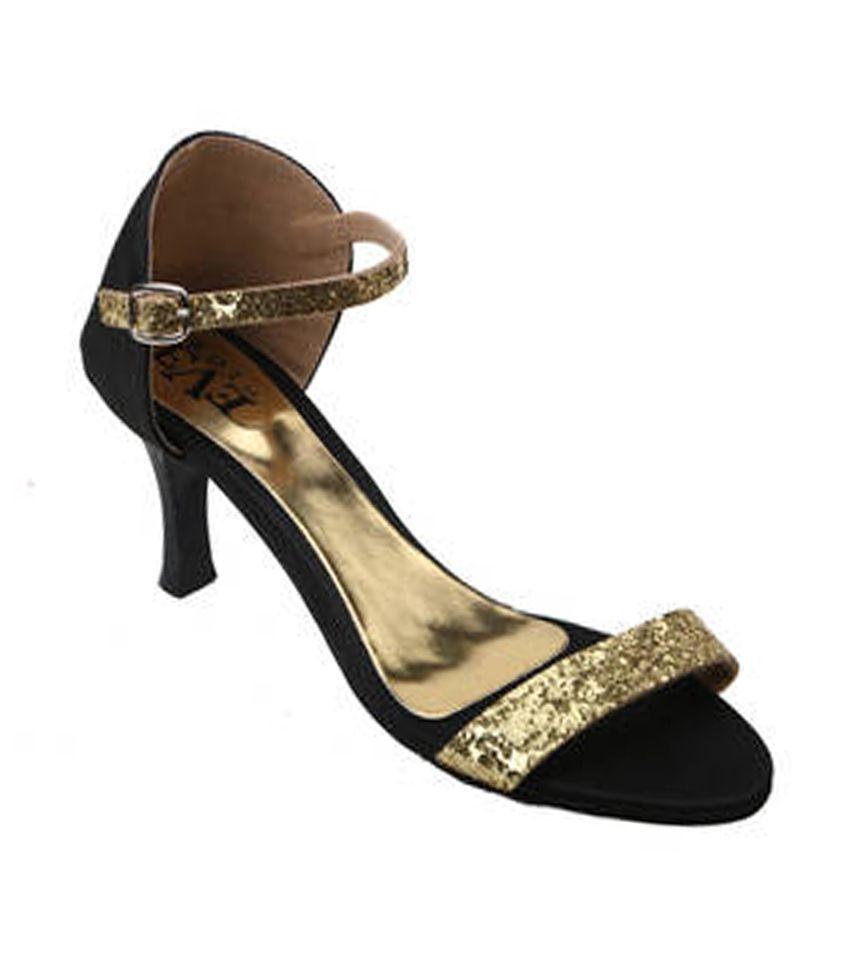 Eve Dior Gold Flats