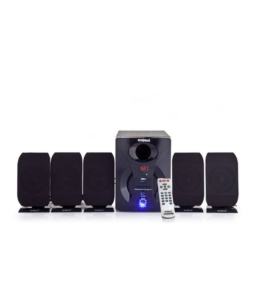 Envent ACE 5.1 Speaker System with 30W RMS