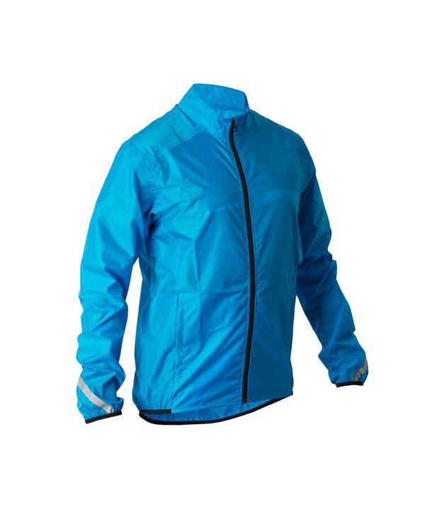 BTWIN Cycling Rain Jacket 300