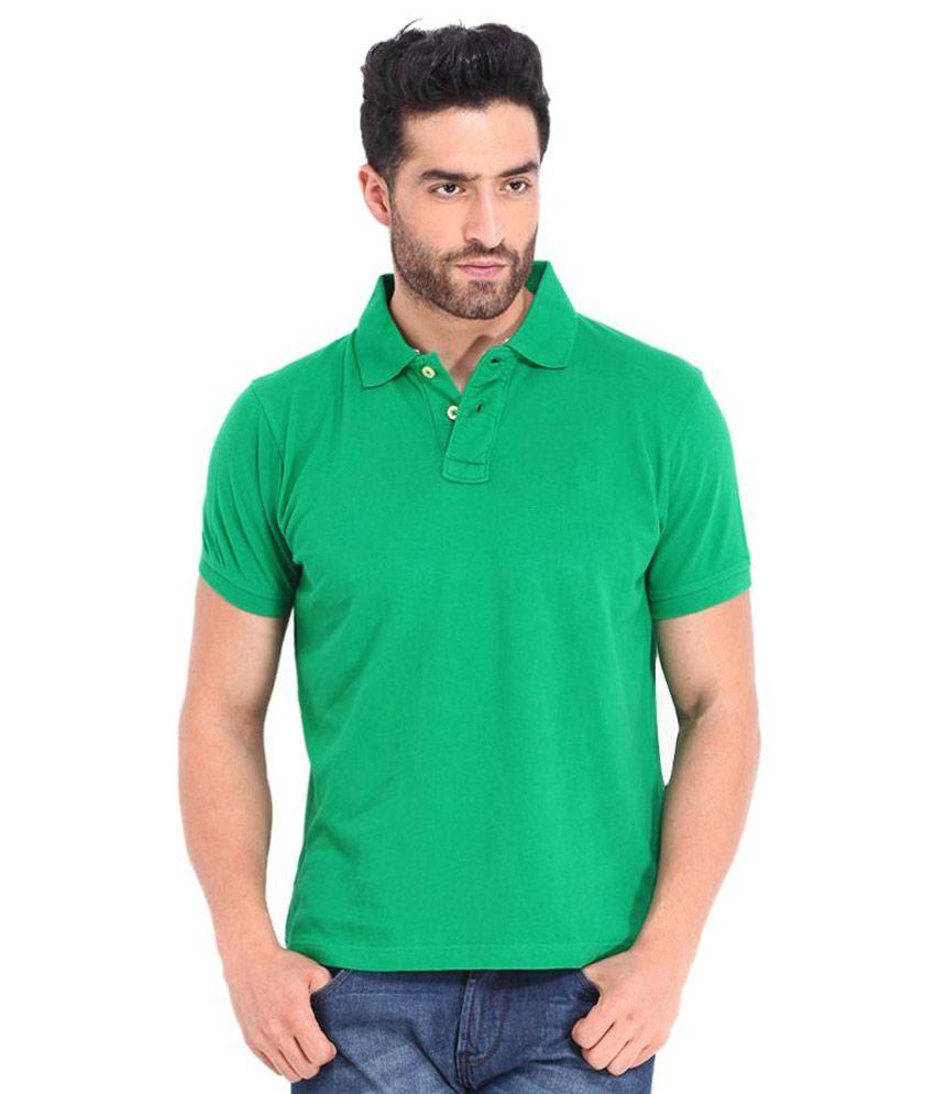 Concepts Green Polos