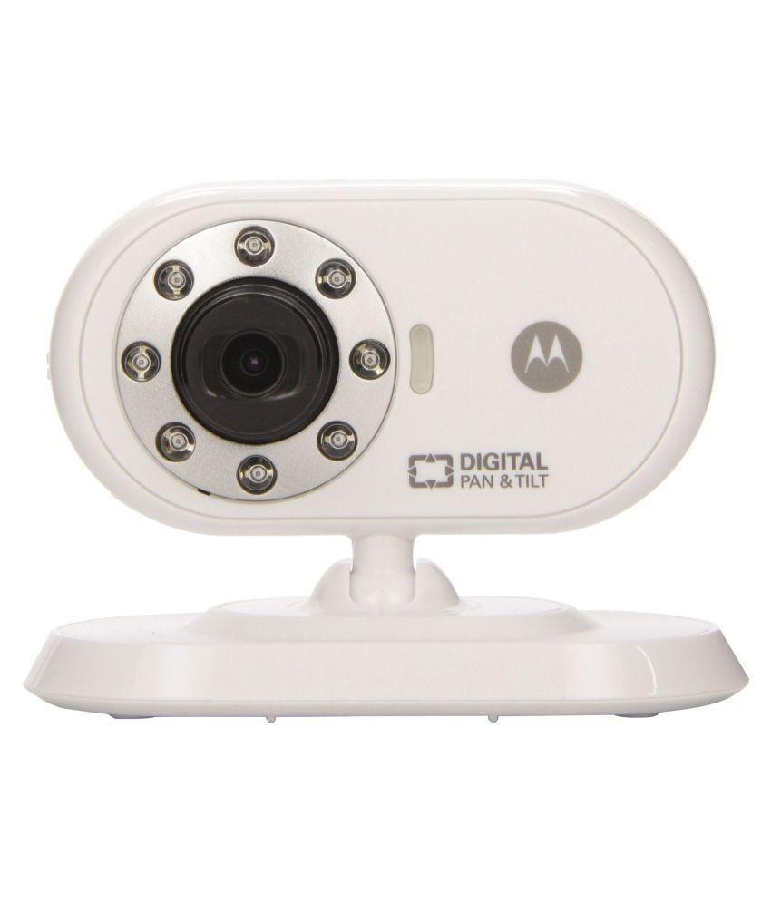 Motorola Mbp26 Video Baby Monitor White Buy Motorola