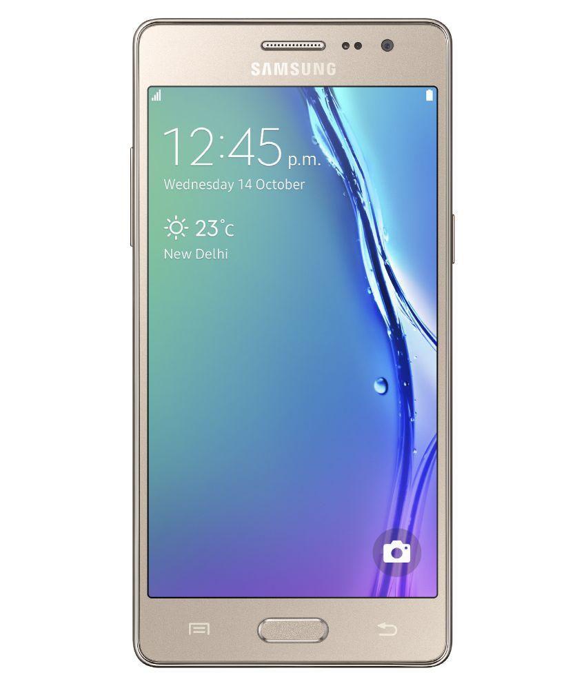 Samsung z3 ( 8GB , 1 GB ) Gold