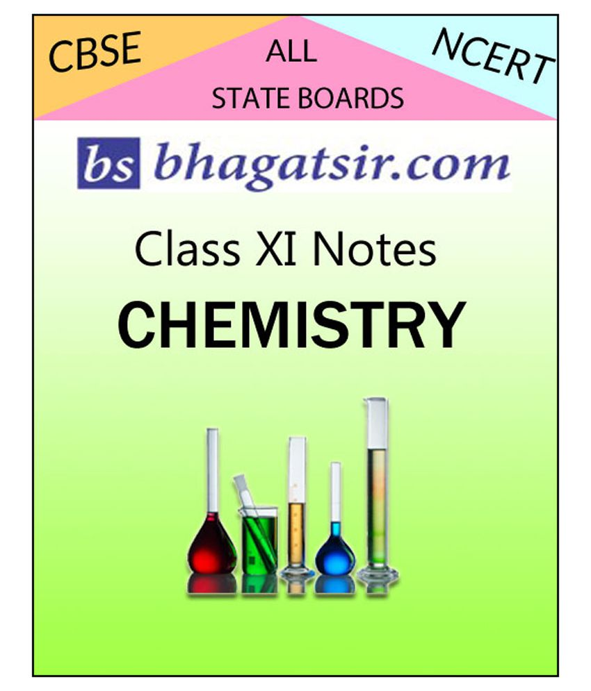 Class XI Notes Chemistry Online Study Material In English