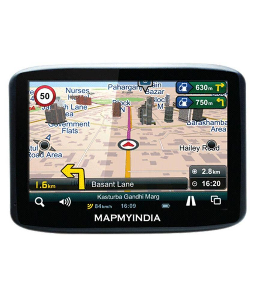 Mapmyindia Lxd Gps Navigation With Audio Video Playback