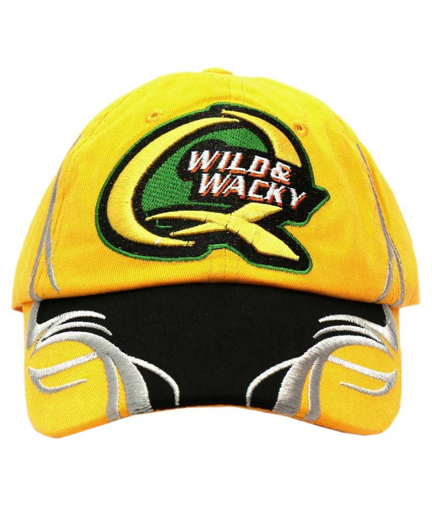 Wild & Wacky Cotton Baseball Cap