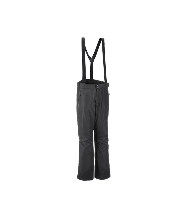 QUECHUA Forclaz 100 Men's Hiking Rain Overtrousers