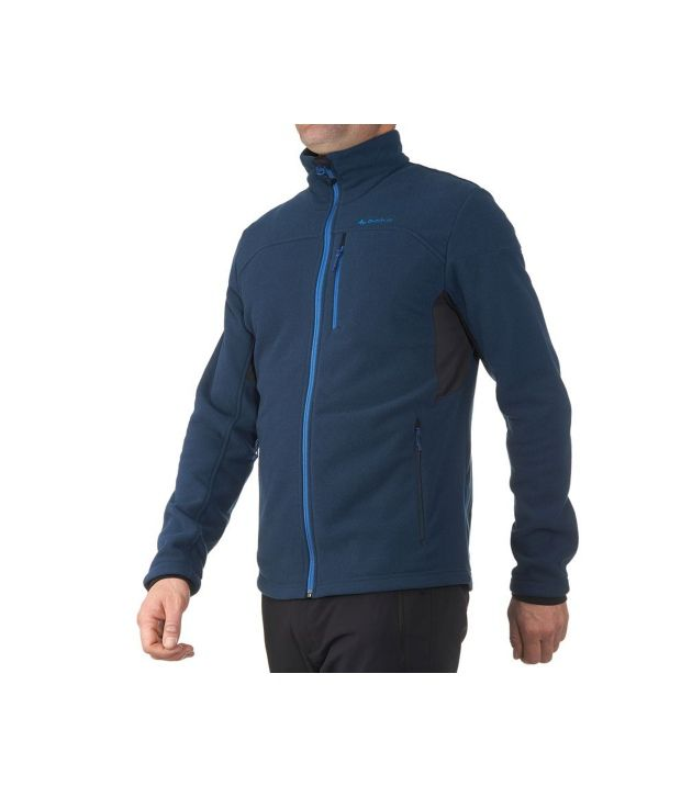 c0530041a7f QUECHUA Forclaz 500 Men's Hiking Fleece: Buy Online at Best Price on ...