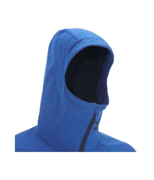 QUECHUA Men's Softshell Hiking Jacket