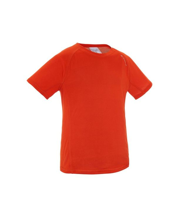 QUECHUA Hike 100 Kids Hiking T-Shirt