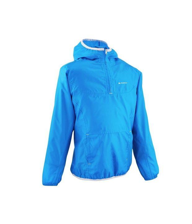 QUECHUA Raincut Kids Hiking Jacket