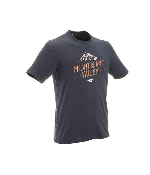QUECHUA Techtil 100 Men's Hiking T-Shirt