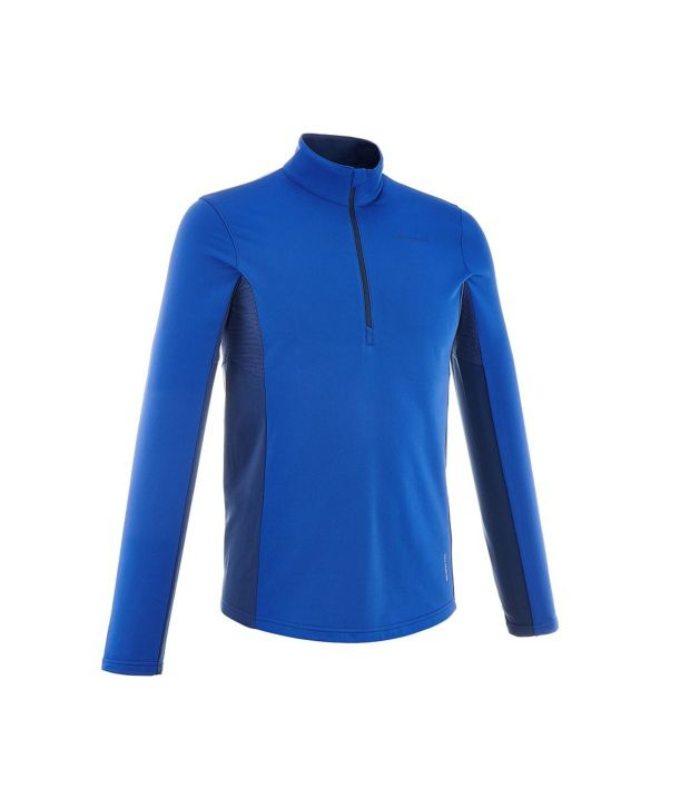 QUECHUA Techwinter 100 Men's Long Sleeve T-Shirt By Decathlon