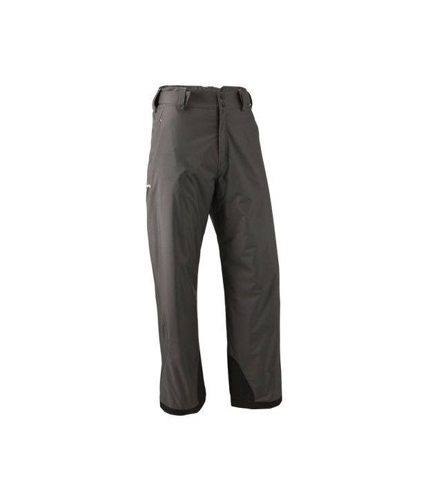 WEDZE Men's Waterproof Warm Skiing Trousers