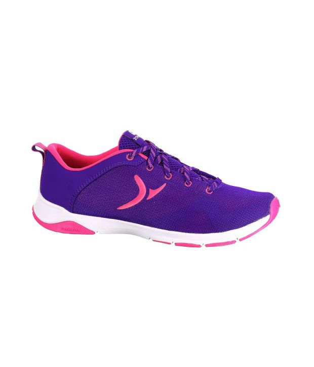 eb8390281 DOMYOS 360 Breathe Women's Fitness Shoes: Buy Online at Best Price on  Snapdeal