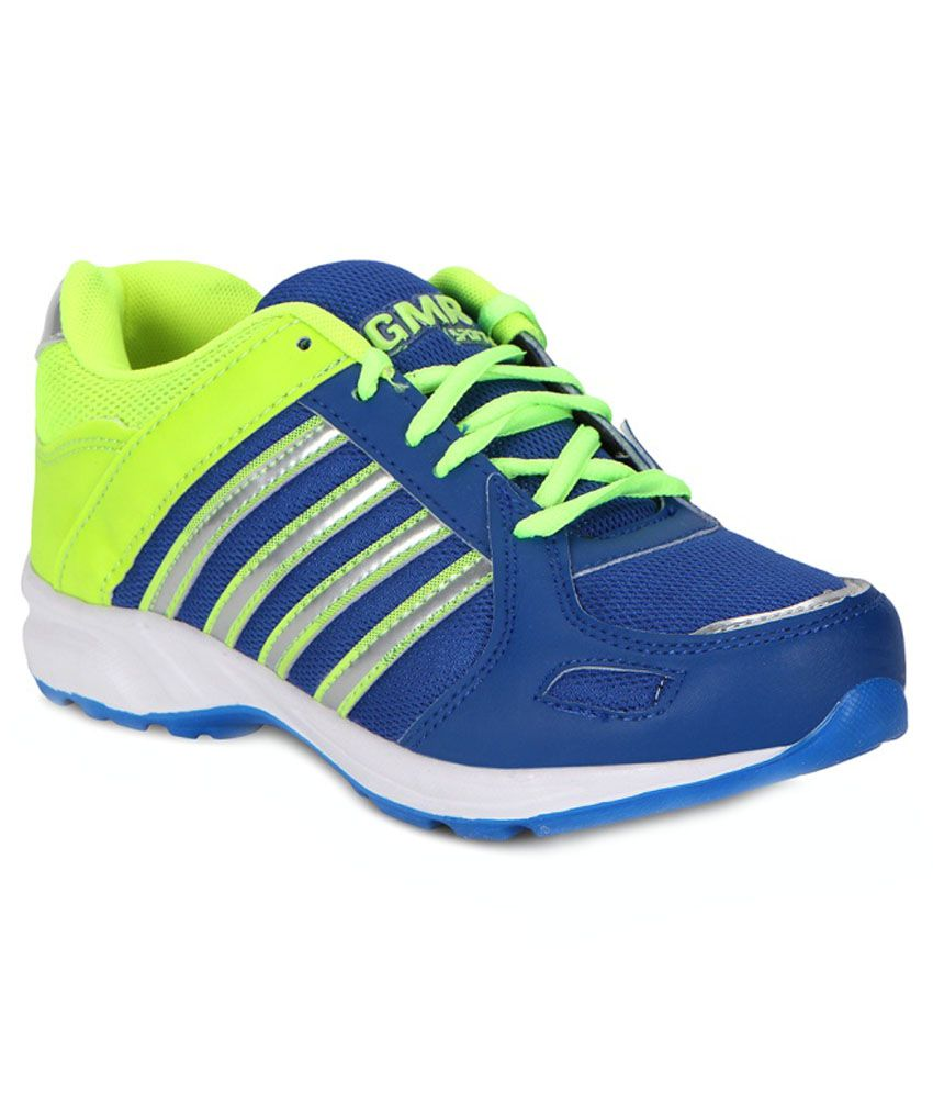 Glamour Blue Running Shoes