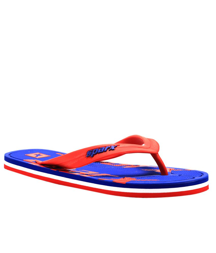 577ca549c Sparx Blue Flip Flops available at SnapDeal for Rs.369