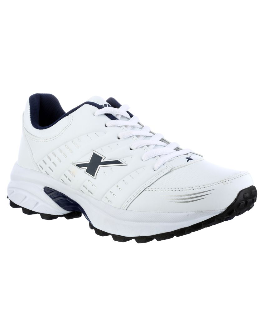 2302644c9291cc Sparx White Running Sports Shoes - Buy Sparx White Running Sports Shoes  Online at Best Prices in India on Snapdeal
