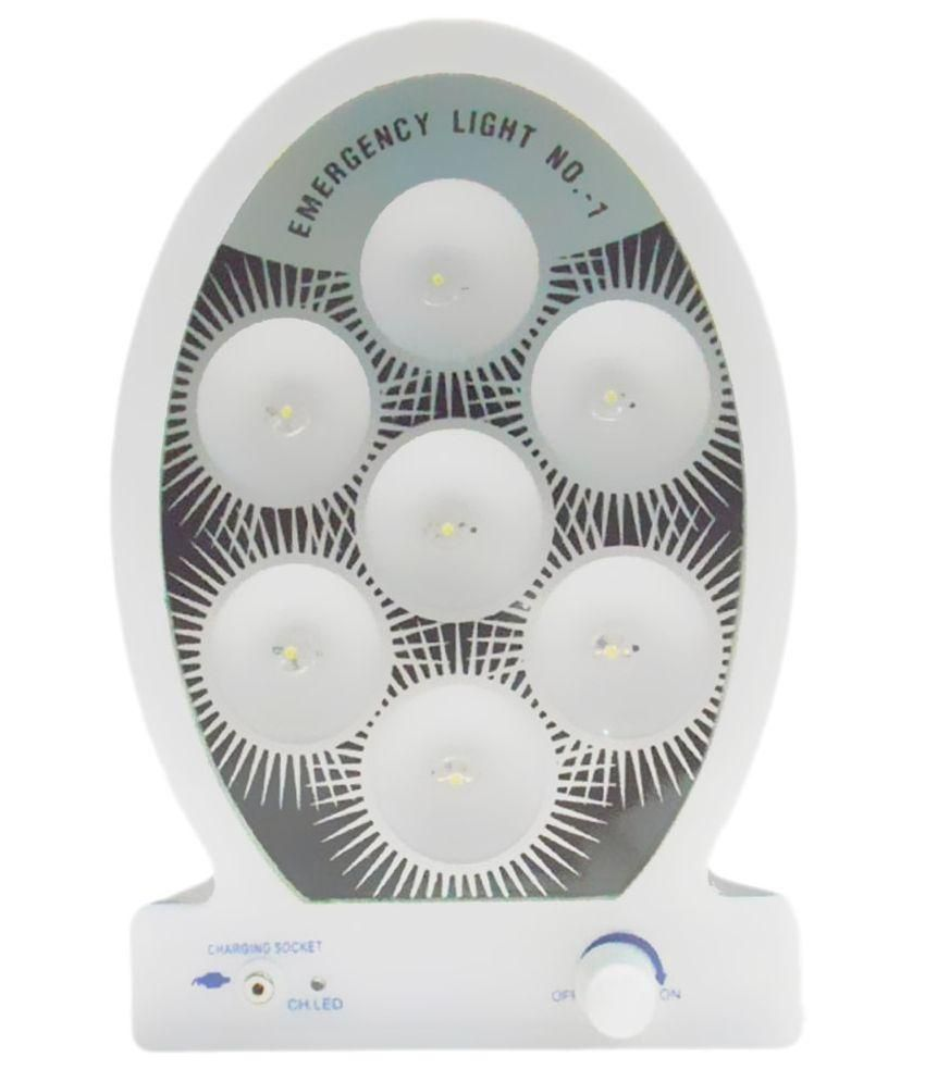 Air Urjja 4W Plastic Emergency light