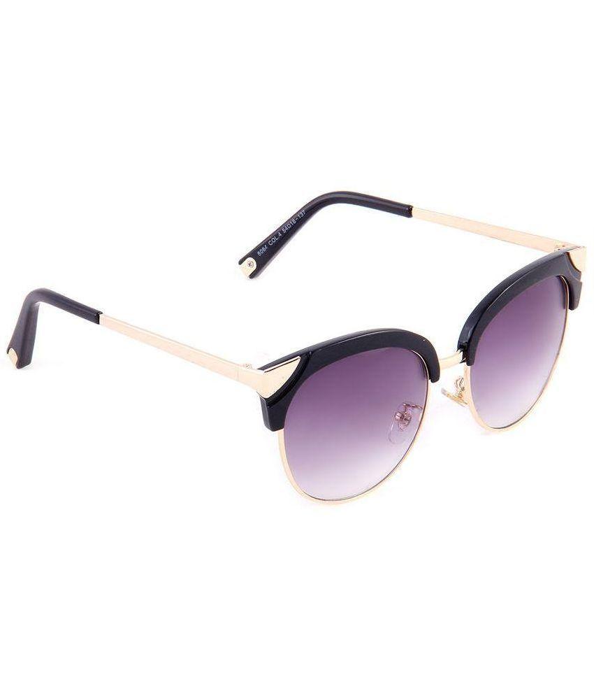 Di Tutti Voilet Oval Sunglasses ( 8064_B )