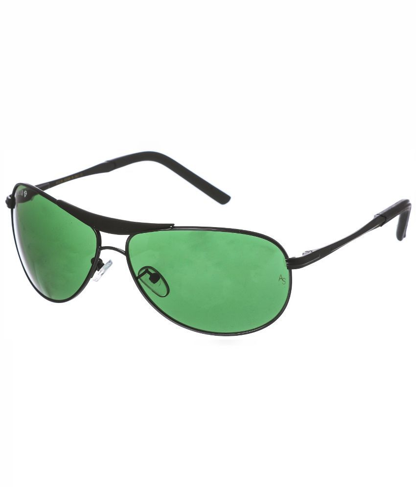 8a8853a786106 Aislin Green Aviator Sunglasses ( 3455 ) - Buy Aislin Green Aviator  Sunglasses ( 3455 ) Online at Low Price - Snapdeal
