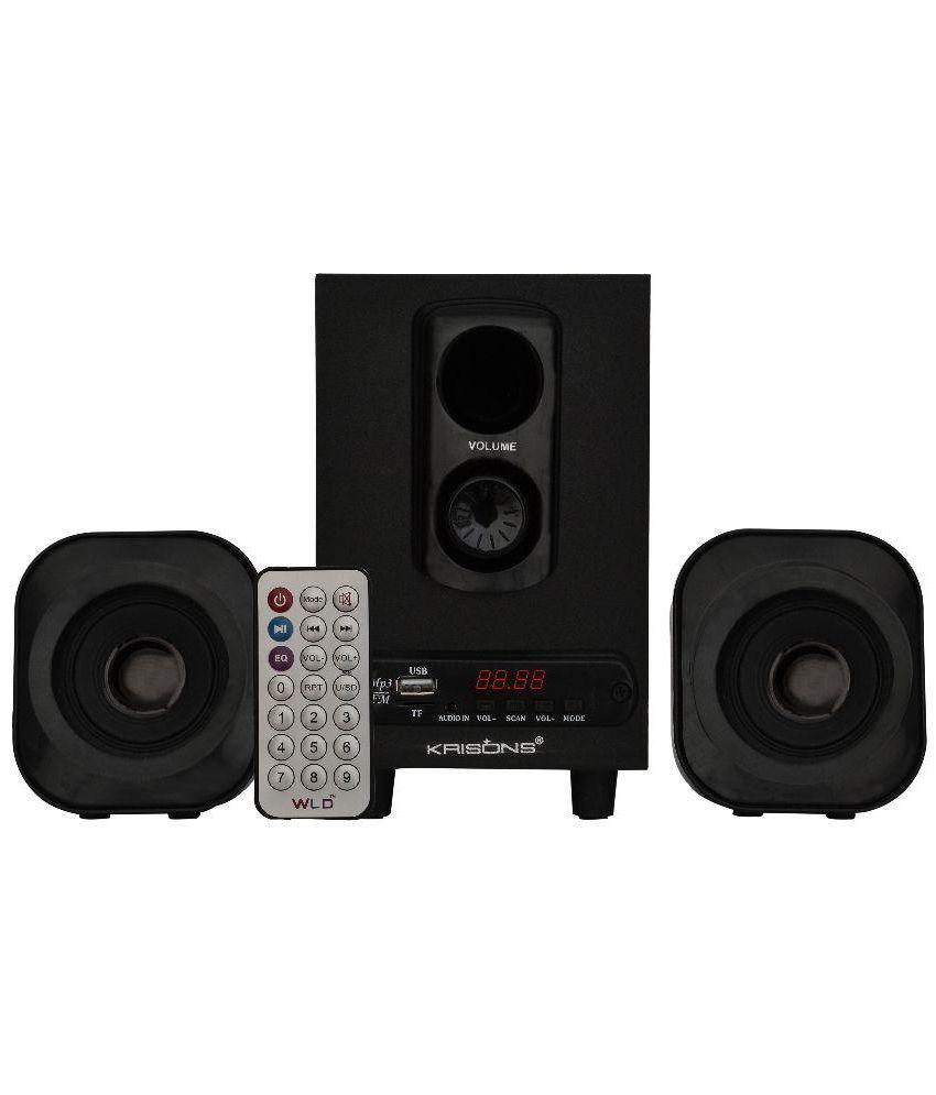Krisons KR2.1 2.1 Speakers
