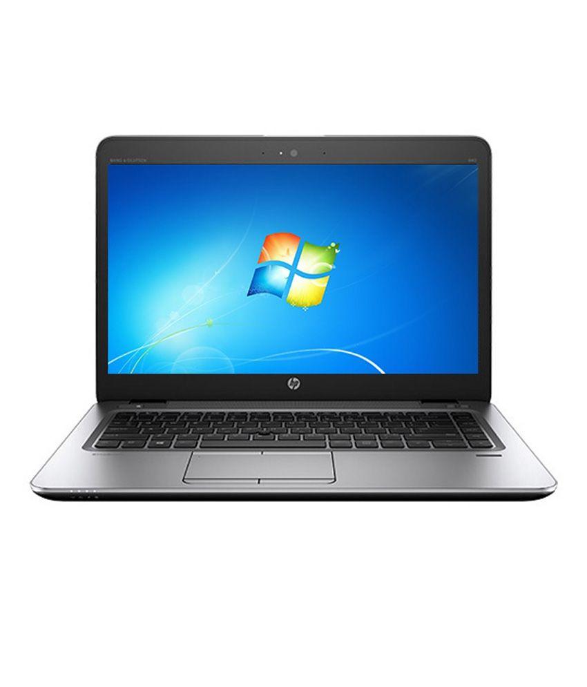 HP EliteBook 840 G3 Notebook (W8H20PA) (6th Gen Intel Core i5- 4GB RAM- 256GB SSD- 35.56 cm (14)- Windows 7) (Gray)