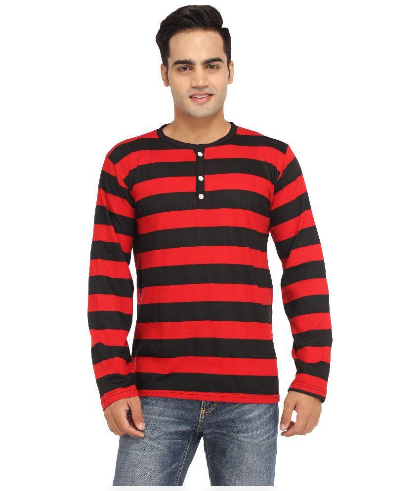 Leana Multi Round T Shirt