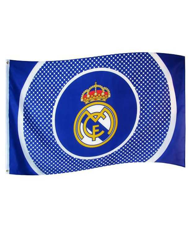2887ebe50 Real Madrid F.C. Flag BE  Buy Online at Best Price on Snapdeal