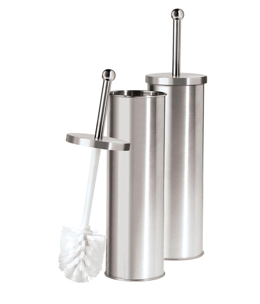 Kc Stainless Steel Toilet Brush Holder With Brush