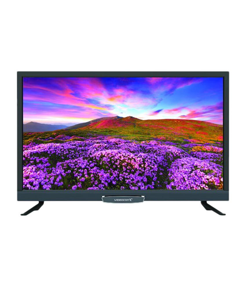 Videocon VMA40FH18XAH 98 cm (39) Liquid Luminous Smart Full HD LED Television
