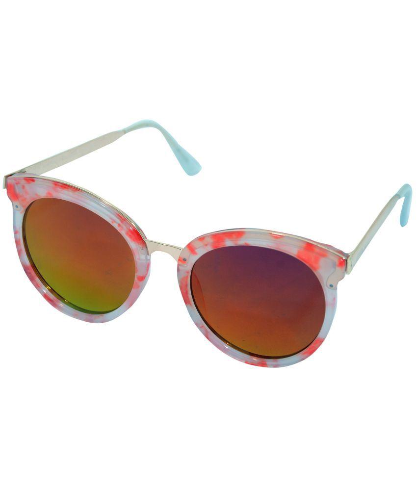 f4db0c484 Eye Candy Orange Round Sunglasses ( ME8467 ) - Buy Eye Candy Orange Round  Sunglasses ( ME8467 ) Online at Low Price - Snapdeal