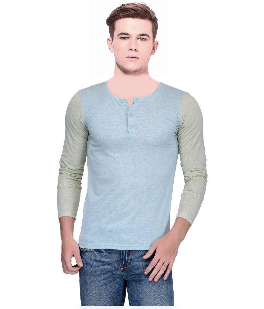 Yellow Submarine Grey Round T Shirt