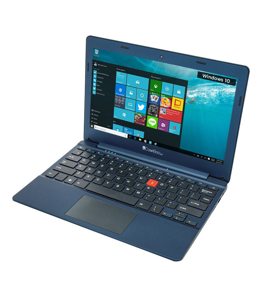 Iball Compbook Excelance Notebook Intel Atom 2 Gb Ram 32 Gb Emmc
