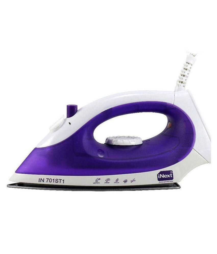 Inext Inext 701st1 Steam Iron White