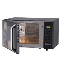 LG 28 Ltrs MC2846BCT Convection Microwave Oven Black