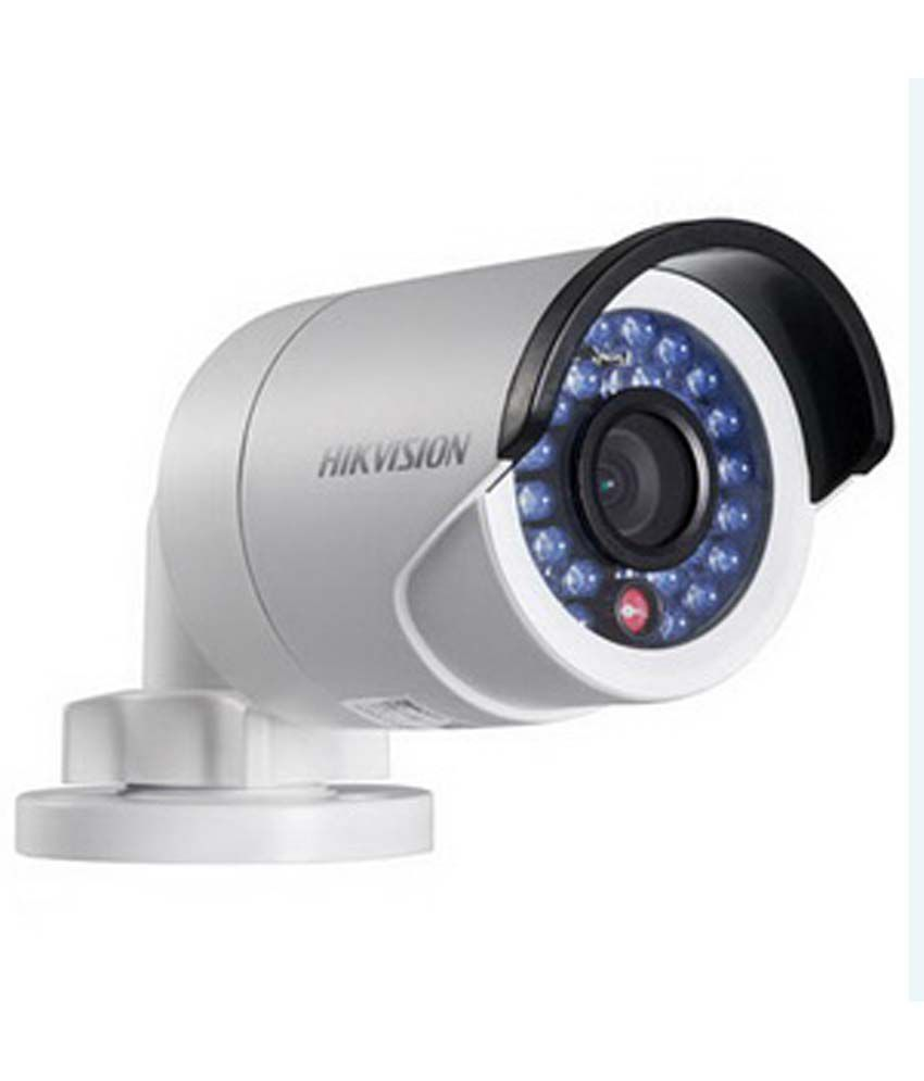 Hikvision DS-2CE16DOT-IRP HD CCTV Camera Price in India