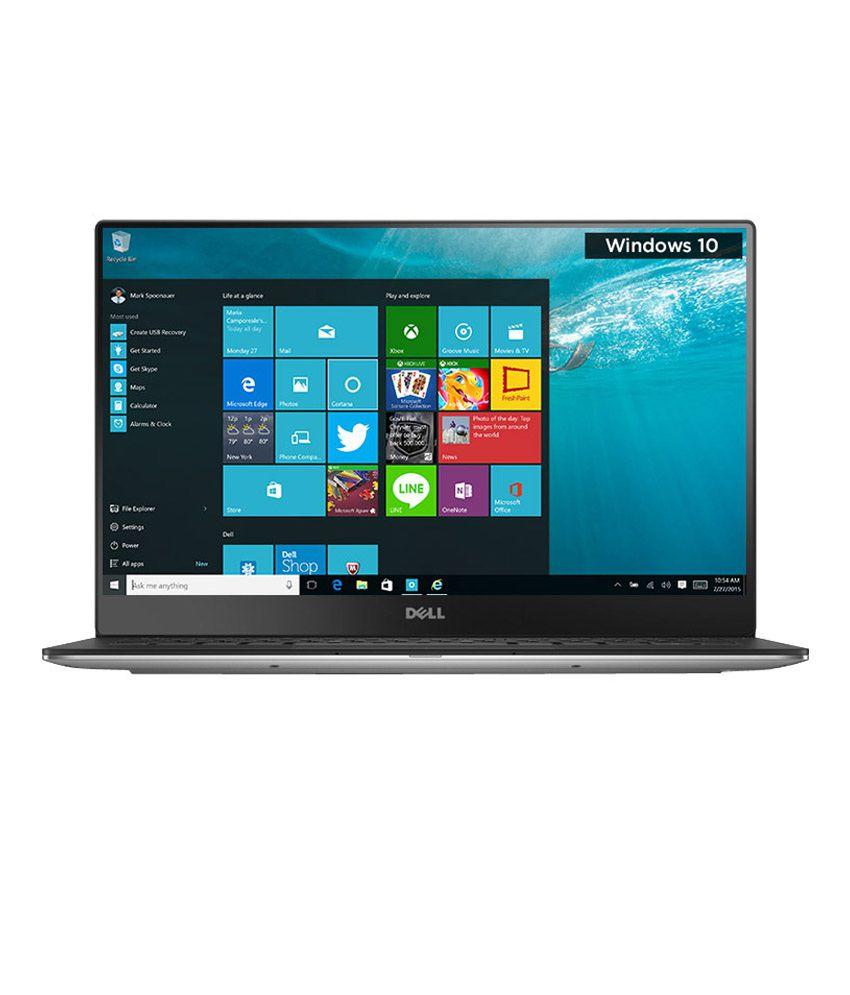Dell XPS 13- Dino Notebook (Y560002IN9) (5th Gen Intel Core i5- 8GB RAM- 256GB SSD- 33.78 cm (13.3)- Windows 10)...