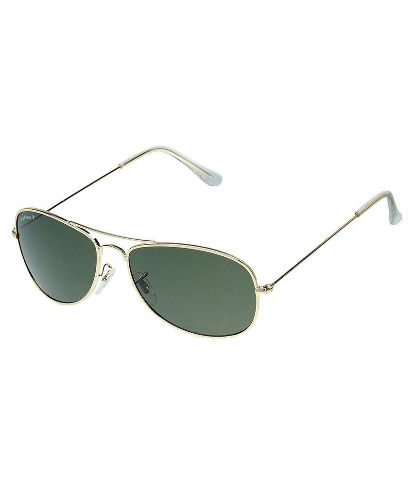 Joe Black Green Aviator Sunglasses ( JB-754-C2P )