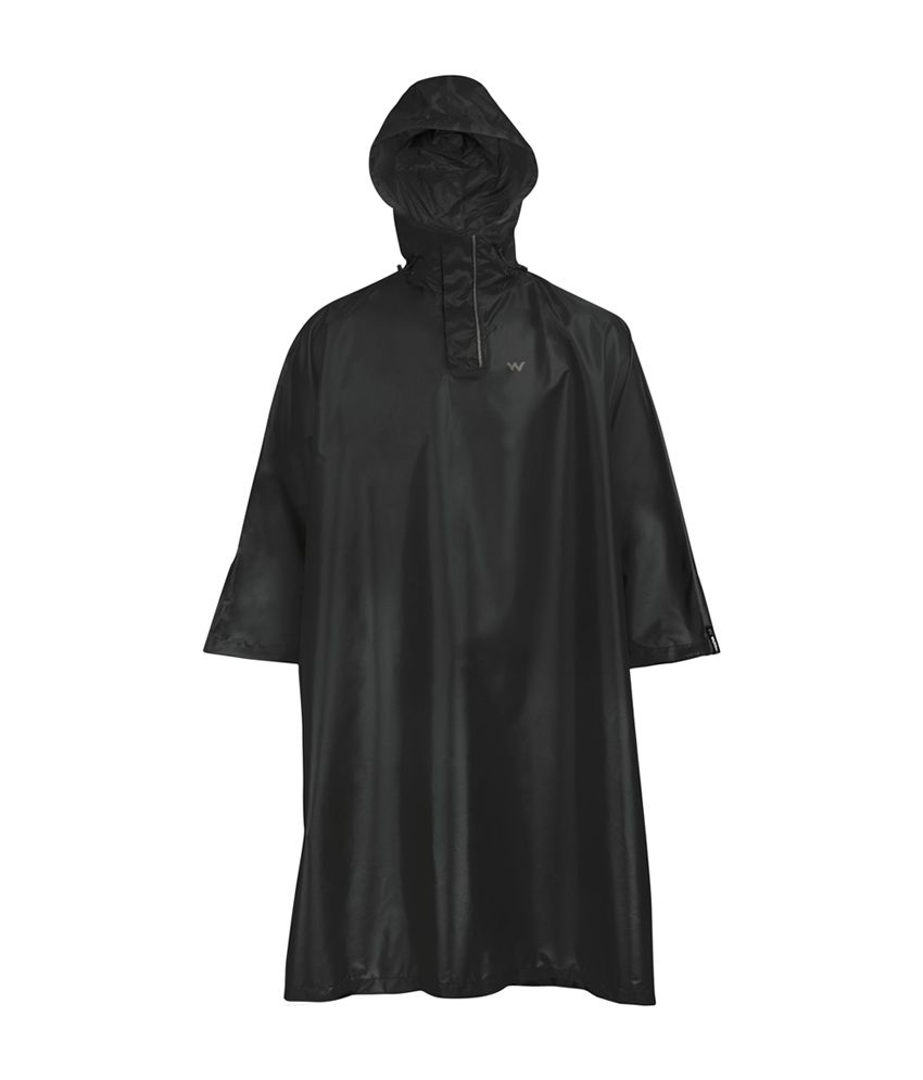 Wildcraft Black Rain Poncho