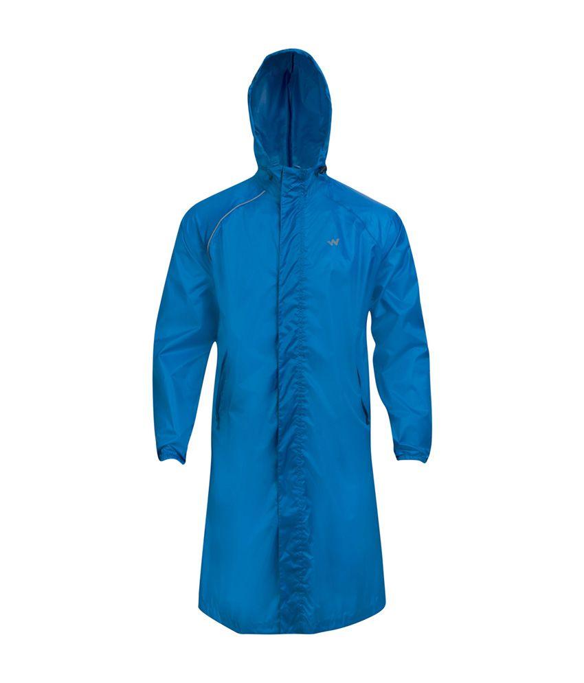 Wildcraft Blue Rain Coat