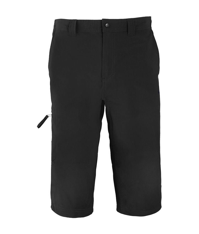 Wildcraft Men's Climbing Pant - Black