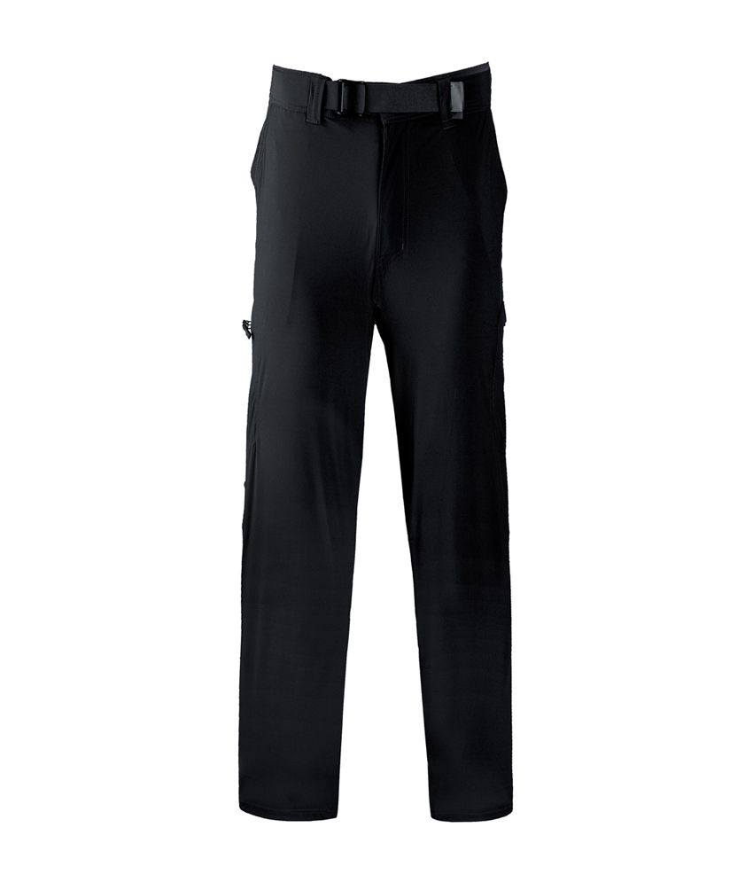 Wildcraft Men's Hiking Pant - Black